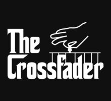 The Crossfader (white) by Karl Angas