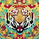 Tiger 2 by Ali Gulec