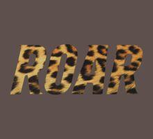 Leopard Roar Kids Clothes