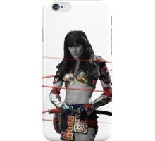 Xena the Samurai Princess iPhone Case/Skin