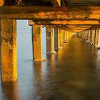 Mordialloc Pier - Victoria by Chris Kean