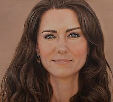 Catherine, Duchess of Cambridge by modernlifeform