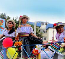 Cuenca Kids 455 by Al Bourassa