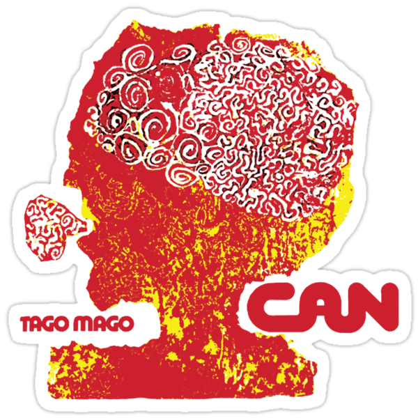 Can Tago Mago by rigg