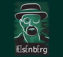 Breaking Bad Heisenberg by famenxt