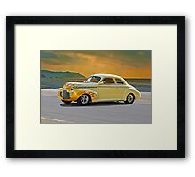 1941 Chevy Coupe Framed Print