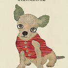 little chihuahua  by bri-b