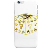 Mario Items iPhone Case/Skin