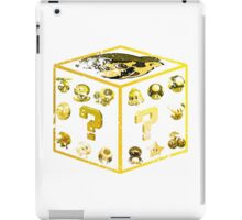 Mario Items iPad Case/Skin
