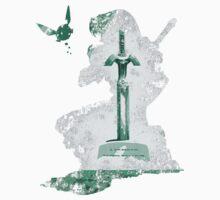 Link Master Sword by Darkheart51