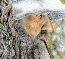 Gandalf The Grey - The Hobbit: An Unexpected Journey by JHallam