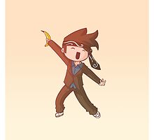 The Doctor Dances - 10th Doctor by owlhaus