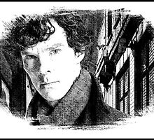 Sherlock Holmes/Benedict Cumberbatch by Sheiswinter