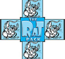 The Rat Pack by MontanaJack