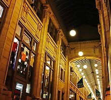 Nickels Arcade in Ann Arbor, Mi by GMAN623