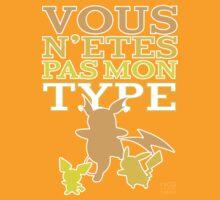 Pas mon type électrique (2D) by rK9nation