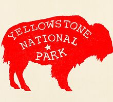 Yellowstone Park  by Terry  Fan