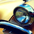 vintage car  by Jamie McCall