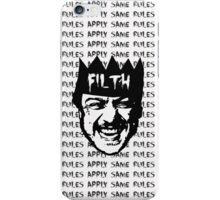 SAME RULES APPLY iPhone Case/Skin