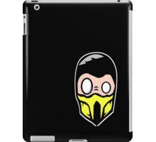 Scorpion dO_op iPad Case/Skin