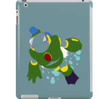 Bubble Man iPad Case/Skin