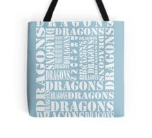 """Dragons Dragons"" T-Shirt Tote Bag"