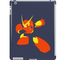Quick Man iPad Case/Skin