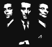 Goodfellas by Jakob Ahlberg