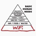 Basic Human Needs Wi-Fi by racooon