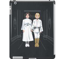 SKYWALKER TWINS iPad Case/Skin