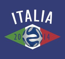 Italia 2014 World Cup  by heliconista
