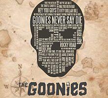 Goonies by Mellark90