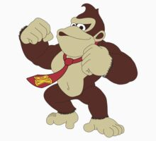 DONKEY KONG  by REALROSS
