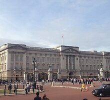 Buckingham Palace by JessicaJade