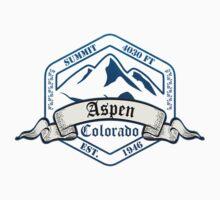 Aspen Ski Resort Colorado by CarbonClothing