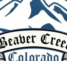 Beaver Creek Ski Resort Colorado Sticker