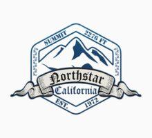 Northstar Ski Resort California by CarbonClothing