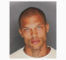 Jeremy Meeks, the Handsome Mugshot, Hot Felon by nofunatall