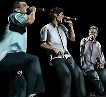 B.E.A.S.T.I.E for L.O.U.I.S.E (Beastie Boys Live) by Tobias King