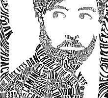Dan Auerbach  by Sarah Cox