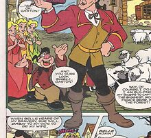 No One Has A Comic Like Gaston! by emilyg23