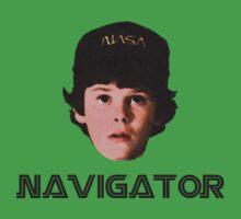 Flight of the Navigator T-Shirt by Jimardee