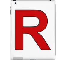 Team Rocket - Jessie and James iPad Case/Skin
