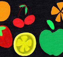 Fruit by phillipgordon