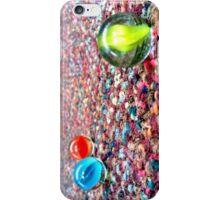 Marbles iPhone Case/Skin