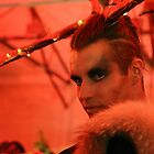 Dark Mofo Winter Feist 2014 Reindeer man 2 by eisblume
