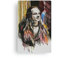Graverobber Canvas Print