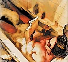 Bath, Good Book, Cocktail by David Rozansky
