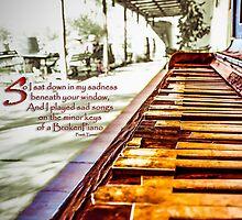 Broken Piano highlights by Livonne