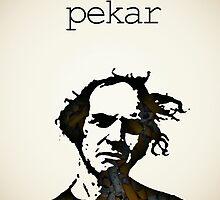 Icons - Harvey Pekar by ponton